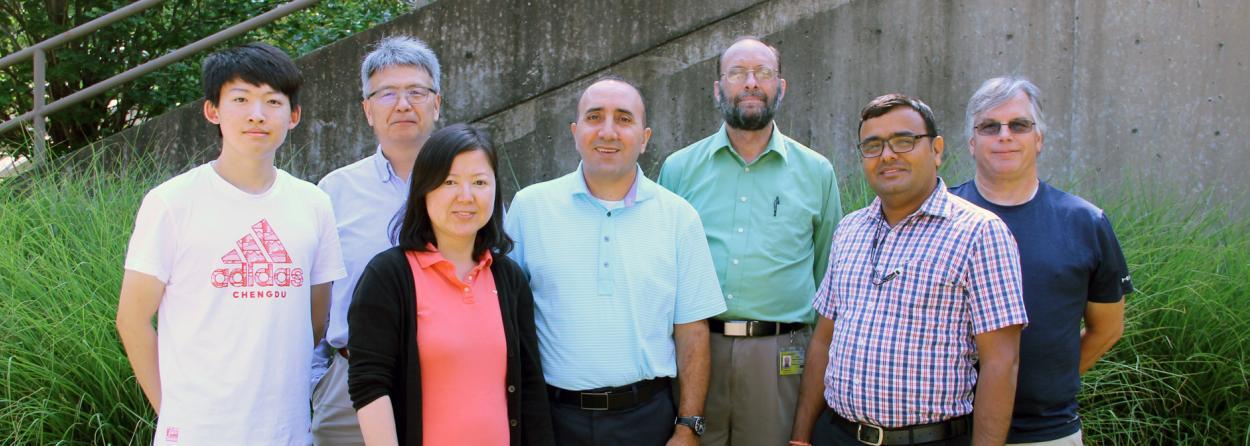 Rahmouni Lab Members